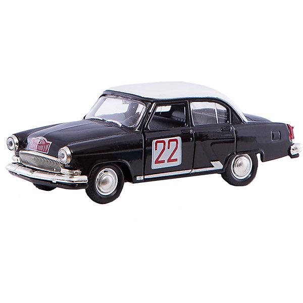 Купить Коллекционная машинка Autotime ГАЗ-21 Волга Ралли 1964 год, 1:43, Китай, Мужской