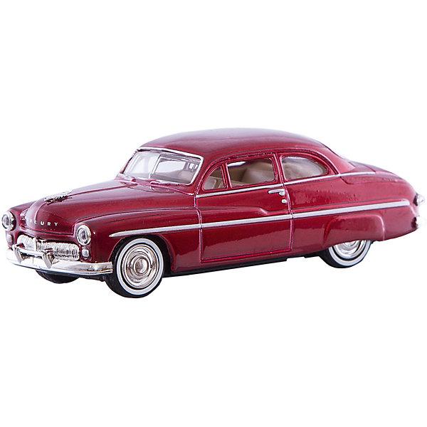 Коллекционная машинка Autotime Mercury Coupe 49, 1:43Машинки<br>Игрушка транспортная из металла и пластмассы - автомобиль TM Autotime, серия Premium, масштаб 1:43, коробка с окошком, цвет в ассортименте.<br><br>Ширина мм: 162<br>Глубина мм: 70<br>Высота мм: 60<br>Вес г: 158<br>Возраст от месяцев: 36<br>Возраст до месяцев: 2147483647<br>Пол: Мужской<br>Возраст: Детский<br>SKU: 7192726