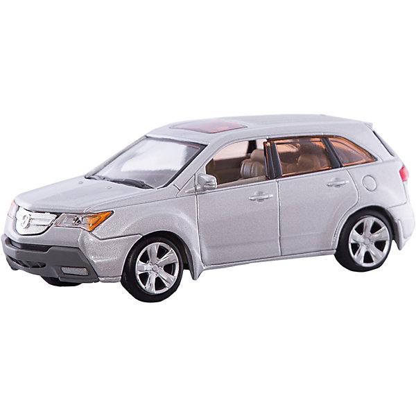 Коллекционная машинка Autotime Acura MDX 2007, 1:43Машинки<br>Игрушка транспортная из металла и пластмассы - автомобиль TM Autotime, серия Premium, масштаб 1:43, коробка с окошком, цвет в ассортименте.<br>Ширина мм: 162; Глубина мм: 70; Высота мм: 60; Вес г: 171; Возраст от месяцев: 36; Возраст до месяцев: 2147483647; Пол: Мужской; Возраст: Детский; SKU: 7192728;