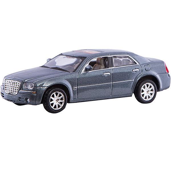 Коллекционная машинка Autotime Chrysler 300C Hemi 2005, 1:43Машинки<br>Игрушка транспортная из металла и пластмассы - автомобиль TM Autotime, серия Premium, масштаб 1:43, коробка с окошком, цвет в ассортименте.<br>Ширина мм: 162; Глубина мм: 70; Высота мм: 60; Вес г: 163; Возраст от месяцев: 36; Возраст до месяцев: 2147483647; Пол: Мужской; Возраст: Детский; SKU: 7192774;