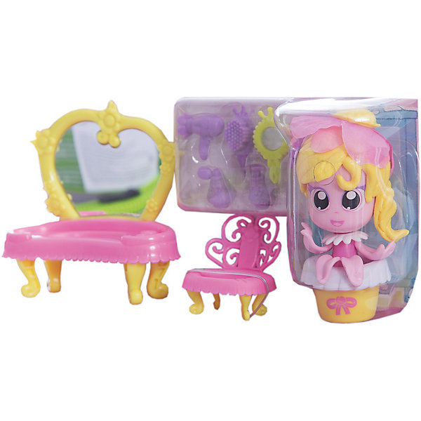 Игровой набор Toy Shock Девочка-цветок Салон красотыКуклы<br>Характеристики:<br><br>• тип игрушки: набор;<br>• возраст: от 4 лет;<br>• размер: 21x6х12 см;<br>• вес: 200  гр; <br>• комплектация:  фен, расческа, ручное зеркальце и два флакона духов;<br>• материал: пластик;<br>• бренд:  Toy Shock.<br><br>Салон красоты «Девочка-цветок» представляет из себя игрушку для девочек от четырех лет и старше. Это салон красоты от которого придет в восторг любая девочка. В набор входит девочка-цветок по имени Дейзи и все необходимое для создания неповторимой прически и образа: фен, расческа, ручное зеркальце и два флакона духов. <br><br>Также в комплекте девочка найдет столик с зеркальцем в виде сердечка и удобный стульчик для куклы. Фигурка куколки в горшке полностью разбирается. Все предметы изготовлены из качественного прочного пластика и покрыты безопасными красками. Играя, ребенок сможет придумывать различные сюжеты, развивая мелкую моторику и фантазию.<br><br>Салон красоты «Девочка-цветок» можно купить в нашем интернет-магазине.<br>Ширина мм: 210; Глубина мм: 60; Высота мм: 120; Вес г: 200; Возраст от месяцев: 48; Возраст до месяцев: 2147483647; Пол: Женский; Возраст: Детский; SKU: 7193405;