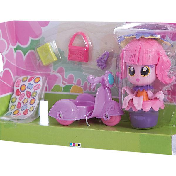 Игровой набор Toy Shock Девочка-цветок С самокатомКуклы<br>Характеристики:<br><br>• тип игрушки: кукла;<br>• возраст: от 4 лет;<br>• размер: 21x6х12 см;<br>• вес: 18 гр; <br>• комплектация:  кукла, украшения, самокат, заколочка, сумочка, наклейки;<br>• материал: пластик;<br>• бренд:  Toy Shock.<br><br>Набор серии «Девочка-цветок» представляет из себя игрушку для девочек от четырех лет и старше. В прекрасном волшебном саду живут необычные подружки - девочки-цветы: Айрис и Петунья. Девочки растут в цветочных горшочках, их разноцветные волосы украшены красивыми цветами и заколочками, а еще они издают настоящий цветочный аромат. <br><br>Маленькие подружки могут меняться волосами, горшочками и аксессуарами. Ведь разбирать и собирать игрушку-цветочек - это очень занимательно. У каждого персонажа есть не только различные аксессуары, но и собственный самокат, который можно украсить наклейками. Любая девочка будет рада собрать всю коллекцию этих оригинальных куколок.<br><br>Набор серии «Девочка-цветок» можно купить в нашем интернет-магазине.<br>Ширина мм: 210; Глубина мм: 60; Высота мм: 120; Вес г: 18; Возраст от месяцев: 48; Возраст до месяцев: 2147483647; Пол: Женский; Возраст: Детский; SKU: 7193459;