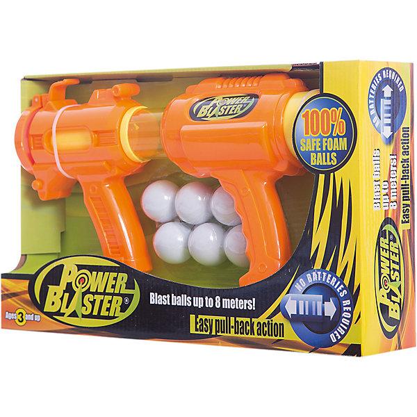 Бластер Toy Target Power Blaster (желтый)Игрушечные пистолеты и бластеры<br>Характеристики:<br><br>• тип игрушки: оружие;<br>• возраст: от 3 лет;<br>• размер: 45x7х22 см;<br>• вес: 58 гр; <br>• комплектация:  бластер, прицел, 9 мягких шаров для стрельбы, 6 мишеней;<br>• материал: пластик, поролон;<br>• бренд:  Toy Target.<br><br>Игрушечное оружие «Power Blaster» станет замечательным подарком для каждого мальчика, ведь с этой игрушкой тренировать меткость можно уже с раннего возраста. Благодаря специальной конструкции бластера поролоновые шарики заряжаются и стреляют без использования батареек - в ствол встроена адаптированная для детей ручная помпа. <br><br>Цели можно поражать на расстоянии до восьми метров, при этом для стрельбы одновременно заряжаются до девяти снарядов. Оружие Power Blaster работает от ручной помпы, поэтому не требуются никакие батарейки. Заряжается бластер одновременно 6 шарами. Поражение цели на расстоянии до 8 м.<br><br>Игрушечное оружие «Power Blaster» можно купить в нашем интернет-магазине.<br>Ширина мм: 450; Глубина мм: 70; Высота мм: 220; Вес г: 58; Возраст от месяцев: 36; Возраст до месяцев: 2147483647; Пол: Мужской; Возраст: Детский; SKU: 7193469;