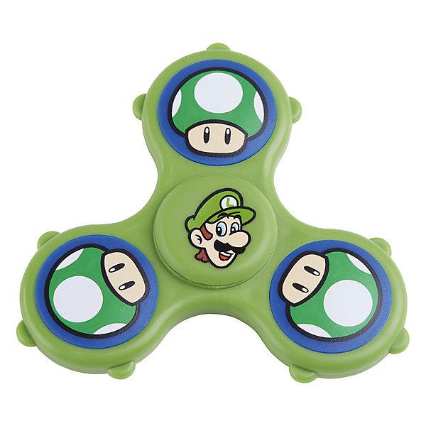 Спиннер Super Mario, HasbroАнтистресс игрушки для рук<br><br>Ширина мм: 17; Глубина мм: 76; Высота мм: 116; Вес г: 64; Возраст от месяцев: 72; Возраст до месяцев: 2147483647; Пол: Унисекс; Возраст: Детский; SKU: 7193659;