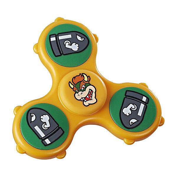 Спиннер Super Mario, HasbroАнтистресс игрушки для рук<br><br>Ширина мм: 17; Глубина мм: 76; Высота мм: 116; Вес г: 64; Возраст от месяцев: 72; Возраст до месяцев: 2147483647; Пол: Унисекс; Возраст: Детский; SKU: 7193663;