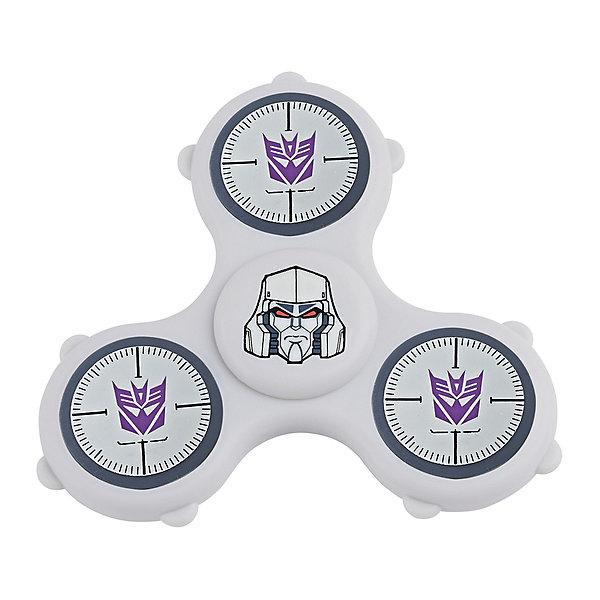 Спиннер Transformers, HasbroАнтистресс игрушки для рук<br><br>Ширина мм: 17; Глубина мм: 76; Высота мм: 116; Вес г: 95; Возраст от месяцев: 72; Возраст до месяцев: 2147483647; Пол: Мужской; Возраст: Детский; SKU: 7193668;
