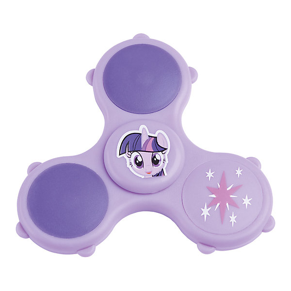 Cпиннер My Little Pony, HasbroАнтистресс игрушки для рук<br><br>Ширина мм: 17; Глубина мм: 76; Высота мм: 116; Вес г: 95; Возраст от месяцев: 72; Возраст до месяцев: 2147483647; Пол: Женский; Возраст: Детский; SKU: 7193684;