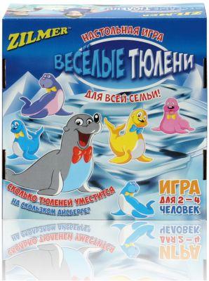 Настольная игра Zilmer Веселые тюлени