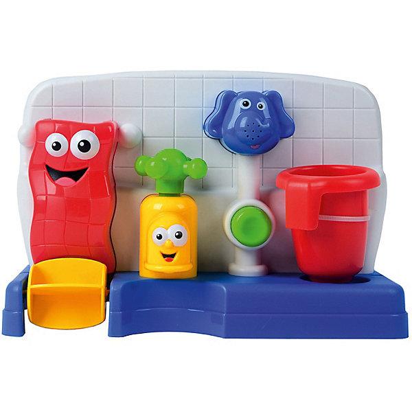 Игрушка для ванны Zhorya Веселое купаниеИгрушки для ванной<br>Характеристики товара:<br><br>• возраст: от 1 года;<br>• размер упаковки: 30х12х21 см.;<br>• состав: пластик;<br>• упаковка: коробка блистерного типа;<br>• вес в упаковке: 630 гр.;<br>• бренд, страна: Zhorya, Китай;<br>• страна-производитель: Китай.<br><br>Игровой набор для купания «Веселое купание» сделает купание малыша весёлым и интересным! <br><br>Специальная присоска позволяет закрепить игрушку на кафеле или на стенке ванной. <br><br>Набор развивает мелкую моторику, концентрацию внимания и воображение. Выполнен в ярком дизайне и из безопасных материалов. <br><br>Игровой набор для купания «Веселое купание», от Zhorya можно купить в нашем интернет-магазине.<br>Ширина мм: 300; Глубина мм: 120; Высота мм: 210; Вес г: 630; Возраст от месяцев: 12; Возраст до месяцев: 2147483647; Пол: Унисекс; Возраст: Детский; SKU: 7194172;