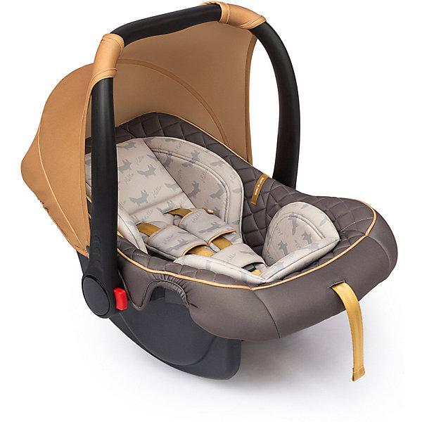 Автокресло Happy Baby Skyler V2, 0-13 кг, коричневыйГруппа 0+  (до 13 кг)<br>Характеристики:<br><br>• автокресло-переноска;<br>• группа 0+;<br>• вес ребенка: до 13 кг;<br>• возраст ребенка: от рождения до 12 месяцев;<br>• способ установки: против хода движения автомобиля;<br>• способ крепления: штатные ремни безопасности автомобиля;<br>• защита от боковых ударов;<br>• функции люльки: полукруглое основание дает возможность укачивать кроху;<br>• удобная ручка для переноски;<br>• в комплекте мягкий анатомический вкладыш из дышащей ткани;<br>• устойчив к истиранию, хорошо держит форму при смятии;<br>• имеется съемный капюшон;<br>• чехол снимается и стирается при температуре 30 градусов;<br>• материал: пластик, полиэстер, пенополистирол;<br>• размер: 70х43х28 см;<br>• вес в упаковке: 2,6 кг.<br><br>Ультралегкое автокресло-переноска Happy Baby Skyler V2 предназначено для детей первого года жизни. Кресло-переноска оснащено удобной ручкой для переноски. Тент защищает кроху от солнечных лучей. Мягкий вкладыш из дышащей ткани не сминается, когда малыш ворочается. В автокресле можно укачивать ребенка: полукруглое основание люльки позволяет использовать автокресло как качалку. <br><br>Автокресло Happy Baby Skyler V2, 0-13 кг, цвет коричневый можно купить в нашем интернет-магазине.<br>Ширина мм: 700; Глубина мм: 430; Высота мм: 280; Вес г: 2600; Цвет: коричневый; Возраст от месяцев: 0; Возраст до месяцев: 12; Пол: Унисекс; Возраст: Детский; SKU: 7195505;