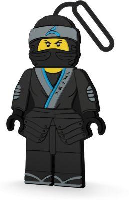 Бирка для багажа LEGO Ninjago Movie, Nya, артикул:7196275 - В дороге