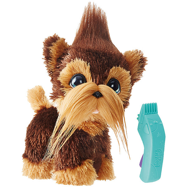 Купить Интерактивная игрушка FurReal Friends Лохматый пёс, Hasbro, Китай, Унисекс