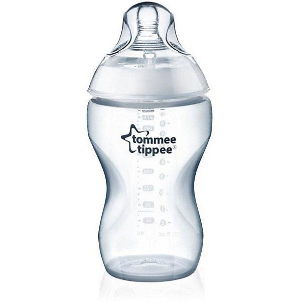 Бутылочка для кормления Tommee Tippee Closer To Nature с антиколиковым клапаном от 3-х мес, 340 мл300 - 380 мл.<br>Характеристики:<br><br>• возраст: от 3 месяцев;<br>• материал: пластик, силикон;<br>• объем бутылочки: 340 мл;<br>• скорость потока: медленная;<br>• размер упаковки: 14,5х8х8 см;<br>• производитель: Tommee Tippee.<br><br>Удобная бутылочка предназначена для кормления малышей с первых дней жизни. Уникальная форма соски имитирует естественную эластичность и движение маминой груди, обеспечивая правильное сочетание грудного вскармливания и кормления из бутылочки.<br><br>Компактная анатомическая форма бутылочки обеспечивает тесный контакт между мамой и малышом во время кормления. Чувствительный клапан предотвращает попадание воздуха в желудок малыша, защищая ребенка от коликов.<br><br>Сменные соски обеспечивают разную скорость потока: медленную, среднюю, быструю и переменную. Для удобства на бутылочку нанесена мерная шкала.<br><br>Бутылочку для кормления с антиколиковым клапаном 340 мл, Tommee Tippee можно купить в нашем интернет-магазине.<br>Ширина мм: 70; Глубина мм: 70; Высота мм: 175; Вес г: 66; Возраст от месяцев: 6; Возраст до месяцев: 36; Пол: Унисекс; Возраст: Детский; SKU: 7196704;