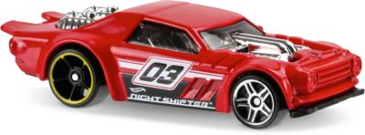 Mattel Базовая машинка Hot Wheels, Night Shifter