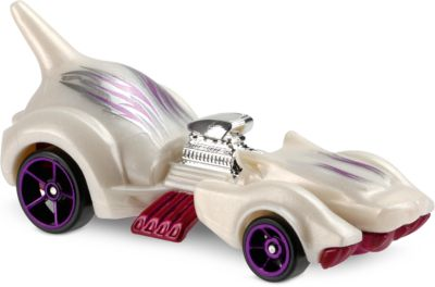 Mattel Базовая машинка Hot Wheels, Purrfect Speed