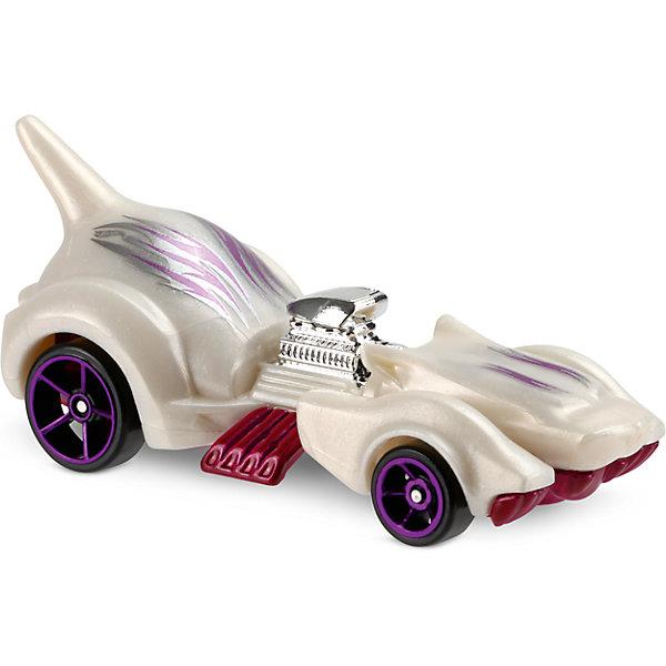 Базовая машинка Hot Wheels, Purrfect SpeedМашинки<br>Характеристики:<br><br>• возраст: от 3 лет;<br>• тип игрушки: легковой транспорт;<br>• цвет: серебристый;<br>• особенности: инерционная;<br>• материал: пластик, металл; <br>• размер: 11х4,5х11 см;<br>• вес: 30 гр;<br>• страна бренда: США;<br>• страна производитель: Китай;<br>• тип упаковки: блистер на картоне;<br>• эффекты: без эффектов.<br><br><br>Машинка Hot Wheels Purrfect Speed  от бренда Mattel представляет собой необычную модель, которая станет достойным пополнением автопарка мальчика. Легендарная серия коллекционных машинок завоевала внимание всех детей. Быстрые и красочные  машинки Hot Wheels выглядят очень ярко и эффектно благодаря оригинальному дизайну. Они выполнены из металла и пластика, что гарантирует прочность и устойчивость к столкновениям. <br><br>Машинка раскрашена в серебристый цвет. Автомобиль создан из проверенных и безопасных материалов. Его особенность - оригинальная и запоминающаяся форма, придающая игрушке стиль и индивидуальность. Машинка с приподнятой задней частью и ярким серебристым мотором посередине  выполнена в мельчайших деталях и тщательно прорисована. Не останутся не замеченными и яркие, на контрасте от белого корпуса, фиолетовые колеса. Радиатор и подножка выполнены в красном цвете. <br><br>Стильная игрушка станет отличным подарком для ребенка от трех лет. Кроме того, малыш сможет собрать целую коллекцию этих популярных машинок и обмениваться ими с друзьями. Машинка Hot Wheels Purrfect Speed  во время гонки не оставит равнодушным ни одного мальчика. <br><br>Машинку Hot Wheels Purrfect Speed из базовой коллекции можно купить в нашем интернет-магазине.<br><br>Ширина мм: 110<br>Глубина мм: 45<br>Высота мм: 110<br>Вес г: 30<br>Возраст от месяцев: 36<br>Возраст до месяцев: 96<br>Пол: Мужской<br>Возраст: Детский<br>SKU: 7198101