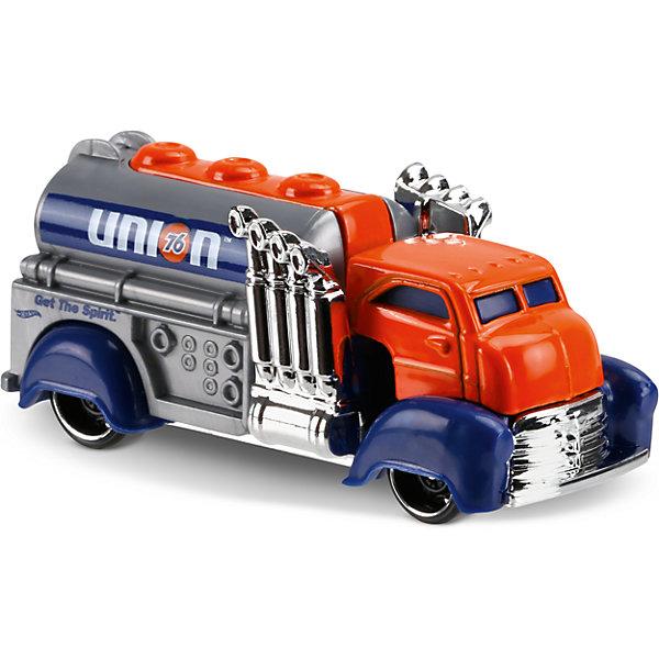 Базовая машинка Hot Wheels, Fast GassinМашинки<br>Характеристики:<br><br>• возраст: от 3 лет;<br>• тип игрушки: бензовоз;<br>• цвет: серый, синий, оранжевый;<br>• особенности: инерционная;<br>• материал: пластик, металл; <br>• размер: 11х4,5х11 см;<br>• вес: 30 гр;<br>• страна бренда: США;<br>• страна производитель: Китай;<br>• тип упаковки: блистер на картоне;<br>• эффекты: без эффектов.<br><br><br>Машинка Hot Wheels  «Fast Gassin»  от бренда Mattel представляет собой шикарный бензовоз, который станет достойным пополнением автопарка мальчика. Легендарная серия коллекционных машинок завоевала внимание всех детей. Быстрые и красочные  машинки Hot Wheels выглядят очень ярко и эффектно благодаря оригинальному дизайну. Они выполнены из металла и пластика, что гарантирует прочность и устойчивость к столкновениям. <br><br>Машинка раскрашена в три цвета. Автомобиль создан из проверенных и безопасных материалов. Его особенность - великолепная детализация кузова. А также оранжевая кабина водителя с темно-синими тонированными стеклами, высокий серебристый бампер машины. Игрушка выполнена из безопасных и нетоксичных материалов.<br><br>Стильная игрушка станет отличным подарком для ребенка от трех лет. Кроме того, малыш сможет собрать целую коллекцию этих популярных машинок и обмениваться ими с друзьями. Машинка Hot Wheels «Fast Gassin»  во время гонки не оставит равнодушным ни одного мальчика. <br><br>Машинку Hot Wheels «Fast Gassin» можно купить в нашем интернет-магазине.<br><br>Ширина мм: 110<br>Глубина мм: 45<br>Высота мм: 110<br>Вес г: 30<br>Возраст от месяцев: 36<br>Возраст до месяцев: 96<br>Пол: Мужской<br>Возраст: Детский<br>SKU: 7198102