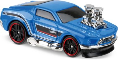 Mattel Ѕазова¤ машинка Hot Wheels, 68 Mustang