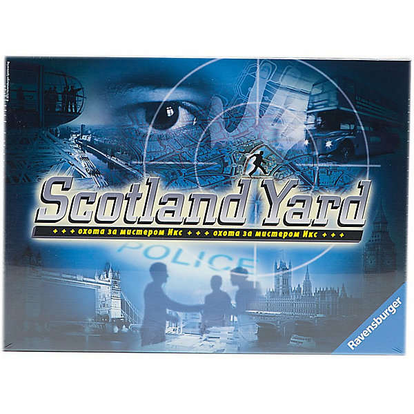 Настольная игра Ravensburger Скотланд ярд