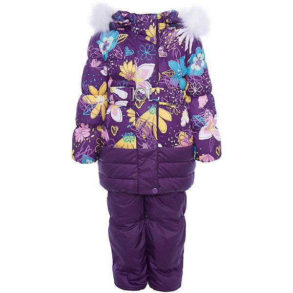 Костюм Ромашка OLDOS для девочкиВерхняя одежда<br>Характеристики товара:<br><br>• костюм: куртка и полукомбинезон;<br>• цвет: фиолетовый;<br>• пол: девочка;<br>• состав ткани: 100% полиэстер;<br>• сезон: зима;<br>• температурный режим: от 0°до -25°С;<br>• утеплитель в куртке - лебяжий пух искусственный 400г/м2, в полукомбинезоне HOLLOFAN 200г/м2;<br>• подкладка - флис, в рукавах и полукомбинезоне – полиэстер;<br>• страна изготовитель: Россия;<br>• страна бренда: Россия.<br><br>Особенности куртки: <br><br>• капюшон съемный, <br>• с регулировкой объема, <br>• опушка отстегивается. <br>• Двойная ветрозащитная планка с защитой подбородка, <br>• внутренние саморегулирующиеся трикотажные манжеты, <br>• нашивка-потеряшка на подкладке, <br>• карманы, <br>• пояс, <br>• светоотражающие элементы. <br><br>Полукомбинезон:<br><br>• с широкими регулируемыми по длине подтяжками, <br>• по талии вшита резинка, <br>• в брючинах есть снего-ветрозащитные муфты с антискользящей резинкой. <br><br>Костюм Ромашка подойдет для долгих зимних прогулок даже в очень морозную и снежную погоду. Утеплитель куртки - лебяжий пух искусственный: легкий, как натуральный, отлично сохраняет тепло, не впитывает влагу, держит и быстро восстанавливает объем, гипоаллергенен. В нём девочке будет тепло и удобно ходить в школу, в гости и гулять в парке после занятий.<br><br>Костюм Ромашка OLDOS для девочки можно купить в нашем интернет-магазине.<br>Ширина мм: 356; Глубина мм: 10; Высота мм: 245; Вес г: 519; Цвет: лиловый; Возраст от месяцев: 18; Возраст до месяцев: 24; Пол: Женский; Возраст: Детский; Размер: 92,116,110,98; SKU: 7198188;