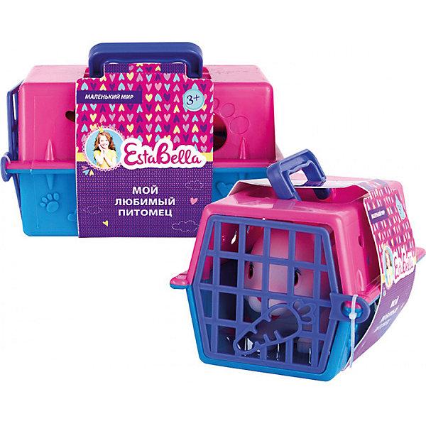 Игровой набор EstaBella Мой любимый птомец, КотенокИгровые фигурки животных<br>Характеристики товара:<br><br>• возраст: от 3 лет<br>• материал: пластик.<br>• размер упаковки: 17х10х10 см.<br>• упаковка: пластиковая переносная клетка с ручкой<br>• страна обладатель бренда: Китай.<br><br>Игровой набор из серии «Мой любимый питомец» от бренда EstaBella понравится всем, кто обожает животных. <br><br>В комплекте представлен игрушечный питомец и клетка, в которой его можно переносить или перевозить.<br><br>Игровой набор «Мой любимый питомец» EstaBella можно купить в нашем интернет-магазине.<br><br>Ширина мм: 170<br>Глубина мм: 110<br>Высота мм: 100<br>Вес г: 250<br>Возраст от месяцев: 36<br>Возраст до месяцев: 2147483647<br>Пол: Женский<br>Возраст: Детский<br>SKU: 7198959