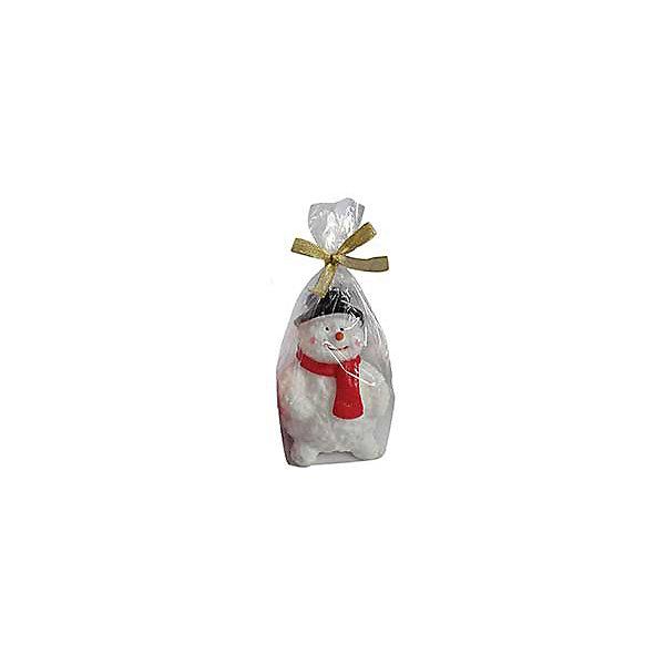 Новогодняя свеча Magic Land Веселый снеговичок в шарфикеНовогодние свечи и подсвечники<br>Характеристики:<br><br>• высота свечи: 19 см;<br>• бренд: Волшебная Страна;<br><br>Свеча Снеговочок дополнит новогодний интерьер и подарит тепло и уют во время праздника. <br><br>Внимание! Не оставляйте детей одних у открытого огня.<br><br>Свечу Веселый снеговичок в шарфике можно купить в нашем интернет-магазине.<br>Ширина мм: 85; Глубина мм: 80; Высота мм: 190; Вес г: 231; Возраст от месяцев: 36; Возраст до месяцев: 2147483647; Пол: Унисекс; Возраст: Детский; SKU: 7199855;