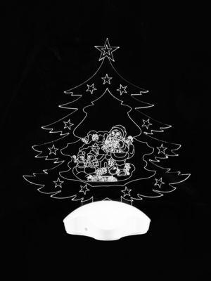 Волшебная Страна Новогодний светильник Magic Land Елочка