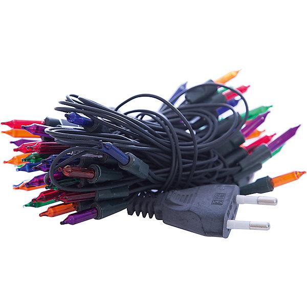 Новогодняя гирлянда Winter Wings 50 ламп, 1,5 мНовогодние электрогирлянды<br>Характеристики товара:<br><br>• возраст: от 3 лет;<br>• упаковка: картонная коробка;<br>• комплект- 1 гирлянда;<br>• длина провола - 1,5 м.;<br>• длина гирлянды - 2,8 м.;<br>• количество лампочек - 50 шт.;<br>• напряжение: 220 В.;<br>• цвет ламп: красный, синий, зеленый, жёлтый;<br>• цвет провода: зеленый;<br>• бренд, страна бренда: Winter Wings (Винтер Вингс), Канада;<br>• страна-производитель: Китай.<br><br>Гирлянда электрическая, 50 ламп, от торговой марки Winter Wings позволит создать атмосферу праздника, веселья и новогодней сказки. <br><br>Украшение представляет собой гибкий провод с прозрачными разноцветными LED-лампочки. Плюсом светодиодов является то, что они прочные, яркие и потребляют мало электроэнергии, поэтому могут радовать своим сиянием долгое время. <br><br>Компания  Winter Wings  - настоящий эксперт в оригинальных качественных новогодних украшениях, один из самых широких новогодних ассортиментов на российском рынке.<br><br>Гирлянду электрическую, 50 ламп, 2,8 м., Winter Wings  можно купить в нашем интернет-магазине.<br>Ширина мм: 300; Глубина мм: 400; Высота мм: 40; Вес г: 119; Возраст от месяцев: 36; Возраст до месяцев: 2147483647; Пол: Унисекс; Возраст: Детский; SKU: 7220640;