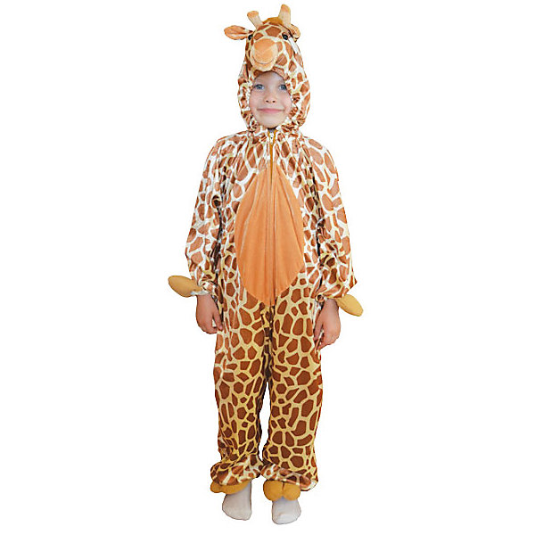 Карнавальный костюм Winter Wings Жираф (комбинезон)Карнавальные костюмы для мальчиков<br>Характеристики товара:<br><br>• возраст: от 3 лет;<br>• упаковка: пакет с европодвесом;<br>• модель - жираф;<br>• цвет - оранжевый;<br>• размер - 5-7 лет;<br>• состав - полиэстер;<br>• бренд, страна бренда: Winter Wings (Винтер Вингс), Канада;<br>• страна-производитель: Китай.<br><br>Карнавальный костюм  «Жираф» от торговой марки Winter Wings поможет сделать любой праздник веселым и незабываемым, оригинально дополнит любую творческую детскую сценку и несомненно порадует вас и вашего малыша.<br><br>Этот карнавальный костюм очень качественно сшит и выполнен в виде комбинезона оранжевого цвета, приятного на ощупь.<br><br>Компания  Winter Wings  - настоящий эксперт в оригинальных качественных новогодних украшениях, один из самых широких новогодних ассортиментов на российском рынке.<br><br>Карнавальный костюм  «Жираф», комбинезон,  Winter Wings  можно купить в нашем интернет-магазине.<br>Ширина мм: 400; Глубина мм: 500; Высота мм: 80; Вес г: 667; Возраст от месяцев: 60; Возраст до месяцев: 84; Пол: Унисекс; Возраст: Детский; SKU: 7220644;