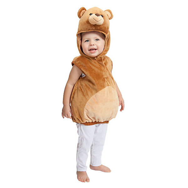 Карнавальный костюм Winter Wings Медведь (жилет)Карнавальные костюмы для мальчиков<br>Характеристики товара:<br><br>• возраст: от 3 лет;<br>• упаковка: пакет с европодвесом;<br>• модель - медведь;<br>• цвет - коричневый;<br>• размер - 3-4 года;<br>• состав - полиэстер;<br>• бренд, страна бренда: Winter Wings (Винтер Вингс), Канада;<br>• страна-производитель: Китай.<br><br>Карнавальный костюм  «Жираф» от торговой марки Winter Wings поможет сделать любой праздник веселым и незабываемым, оригинально дополнит любую творческую детскую сценку и несомненно порадует вас и вашего малыша.<br><br>Этот карнавальный костюм очень качественно сшит и выполнен в виде жилета с капюшоном коричневого цвета, приятного на ощупь.<br><br>Компания  Winter Wings  - настоящий эксперт в оригинальных качественных новогодних украшениях, один из самых широких новогодних ассортиментов на российском рынке.<br><br>Карнавальный костюм  «Медведь», жилет,  Winter Wings  можно купить в нашем интернет-магазине.<br><br>Ширина мм: 400<br>Глубина мм: 500<br>Высота мм: 80<br>Вес г: 533<br>Возраст от месяцев: 36<br>Возраст до месяцев: 48<br>Пол: Унисекс<br>Возраст: Детский<br>SKU: 7220646