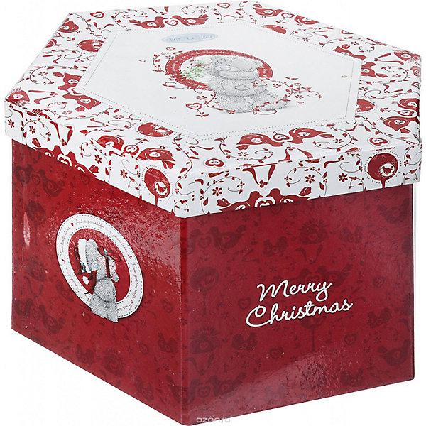 Набор елочных шаров Winter Wings Me to you, 14 штЁлочные игрушки<br>Характеристики товара:<br><br>• возраст: от 3 лет;<br>• упаковка: подарочная коробка;<br>• вес: 500 гр.;<br>• количество: 14 шт.;<br>• цвет: красный;<br>• диаметр: 7,5 см.;<br>• форма: шар;<br>• материал: пластик;<br>• бренд, страна бренда: Winter Wings (Винтер Вингс), Канада;<br>• страна-производитель: Китай.<br><br>Набор шаров «Me to you» от торговой марки Winter Wings состоит из 14 блестящих подвесных украшений с декоративным рисунком. Елочные украшения выполненны из качественного платика и с помощью специальной петельки их можно повесить  на праздничную новогоднюю елку.<br><br>Набор упакован в подарочную коробку, благодаря чему он отлично подойдет в качестве хорошего новогоднего сувенира родным и близким.<br><br>Елочная игрушка - символ Нового года и Рождества. Она несет в себе волшебство и красоту праздника. Создайте в своем доме атмосферу веселья и радости, украшая новогоднюю елку нарядными игрушками, которые будут из года в год накапливать теплоту воспоминаний. <br><br>Компания  Winter Wings  - настоящий эксперт в оригинальных качественных новогодних украшениях, один из самых широких новогодних ассортиментов на российском рынке.<br><br>Набор шаров «Me to you», 14 шт, диаметр 7,5 см., Winter Wings  можно купить в нашем интернет-магазине.<br>Ширина мм: 250; Глубина мм: 250; Высота мм: 60; Вес г: 495; Возраст от месяцев: 36; Возраст до месяцев: 2147483647; Пол: Унисекс; Возраст: Детский; SKU: 7220664;