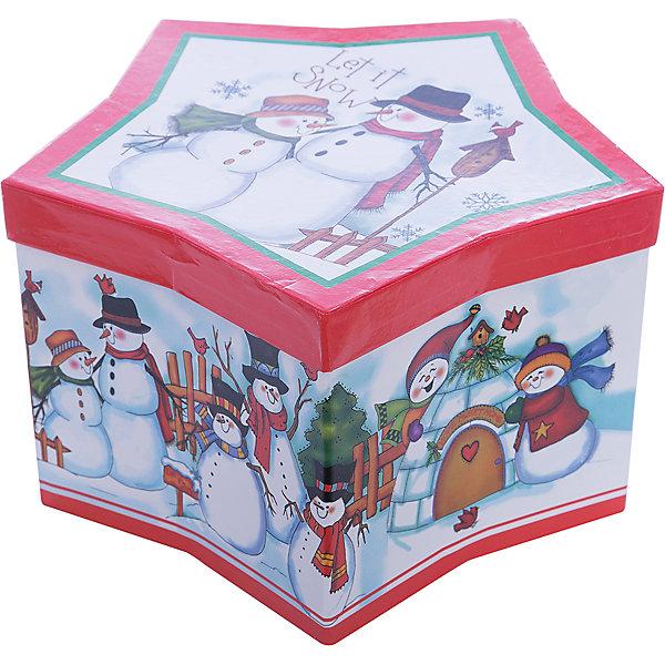 Набор елочных шаров Winter Wings Снеговики, 12 штЁлочные игрушки<br>Характеристики товара:<br><br>• возраст: от 3 лет;<br>• упаковка: подарочная коробка;<br>• вес: 950 гр.;<br>• количество: 12 шт.;<br>• цвет: мультиколор;<br>• диаметр: 7,5 см.;<br>• форма: шар;<br>• материал: картон;<br>• бренд, страна бренда: Winter Wings (Винтер Вингс), Канада;<br>• страна-производитель: Китай.<br><br>Набор шаров-фрости «СНЕГОВИКИ» от торговой марки Winter Wings состоит из 12 декоративных подвесных украшений с тематическим узором, выполненных из картона в виде шаров. Изделия оформлены новогодними изображениями и покрыты декоративной прозрачной крошкой. С помощью специальной петельки их можно повесить  на праздничную новогоднюю елку.<br><br>Набор упакован в подарочную упаковку, благодаря чему он отлично подойдет в качестве хорошего новогоднего сувенира родным и близким.<br><br>Елочная игрушка - символ Нового года и Рождества. Она несет в себе волшебство и красоту праздника. Создайте в своем доме атмосферу веселья и радости, украшая новогоднюю елку нарядными игрушками, которые будут из года в год накапливать теплоту воспоминаний. <br><br>Компания  Winter Wings  - настоящий эксперт в оригинальных качественных новогодних украшениях, один из самых широких новогодних ассортиментов на российском рынке.<br><br>Набор шаров-фрости «СНЕГОВИКИ», 12 шт, диаметр 7,5 см., Winter Wings  можно купить в нашем интернет-магазине.<br><br>Ширина мм: 200<br>Глубина мм: 300<br>Высота мм: 80<br>Вес г: 1000<br>Возраст от месяцев: 36<br>Возраст до месяцев: 2147483647<br>Пол: Унисекс<br>Возраст: Детский<br>SKU: 7220672