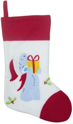 Носок для подарков Winter Wings Me to you , 46х25 см