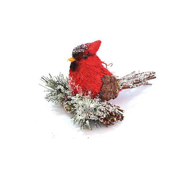 Декоративное украшение Winter Wings Птичка лесная сказка 14х10 смНовогодние сувениры<br>Характеристики товара:<br><br>• возраст: от 3 лет;<br>• упаковка: пакет;<br>• вес: 85 гр.;<br>• количество: 1 шт.;<br>• цвет: красны/коричневый;<br>• размеры: 14х10 см.;<br>• форма: фигруная;<br>• материал: полимерный материал;<br>• бренд, страна бренда: Winter Wings (Винтер Вингс), Канада;<br>• страна-производитель: Китай.<br><br>Украшение декоративное «ПТИЧКА ЛЕСНАЯ СКАЗКА» от торговой марки Winter Wings прекрасно подойдет для праздничного декора новогодней ели. Изделие выполнено из качественного полимерного материала и дерева. Для удобного размещения на елке на украшении предусмотрена веревочка.<br><br>Елочная игрушка - символ Нового года и Рождества. Она несет в себе волшебство и красоту праздника. Создайте в своем доме атмосферу веселья и радости, украшая новогоднюю елку нарядными игрушками, которые будут из года в год накапливать теплоту воспоминаний. <br><br>Компания  Winter Wings  - настоящий эксперт в оригинальных качественных новогодних украшениях, один из самых широких новогодних ассортиментов на российском рынке.<br><br>Украшение декоративное «ПТИЧКА ЛЕСНАЯ СКАЗКА», 1 шт, 14х10 см., Winter Wings  можно купить в нашем интернет-магазине.<br><br>Ширина мм: 150<br>Глубина мм: 100<br>Высота мм: 100<br>Вес г: 83<br>Возраст от месяцев: 36<br>Возраст до месяцев: 2147483647<br>Пол: Унисекс<br>Возраст: Детский<br>SKU: 7220718