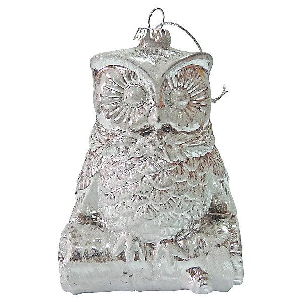 Украшение на елку Winter Wings Сова. Зимние узоры, 11 смЁлочные игрушки<br>Характеристики товара:<br><br>• возраст: от 3 лет;<br>• упаковка: пакет;<br>• вес: 41 гр.;<br>• количество: 1 шт.;<br>• цвет: серебристый;<br>• высота: 11 см.;<br>• форма: фигруная;<br>• материал: пластик;<br>• бренд, страна бренда: Winter Wings (Винтер Вингс), Канада;<br>• страна-производитель: Китай.<br><br>Украшение елочное «СОВА.ЗИМНИЕ УЗОРЫ» от торговой марки Winter Wings прекрасно подойдет для праздничного декора новогодней ели. Изделие выполнено из серебристого качественного пластика . Для удобного размещения на елке на украшении предусмотрена петелька.<br><br>Елочная игрушка - символ Нового года и Рождества. Она несет в себе волшебство и красоту праздника. Создайте в своем доме атмосферу веселья и радости, украшая новогоднюю елку нарядными игрушками, которые будут из года в год накапливать теплоту воспоминаний. <br><br>Компания  Winter Wings  - настоящий эксперт в оригинальных качественных новогодних украшениях, один из самых широких новогодних ассортиментов на российском рынке.<br><br>Украшение елочное «СОВА.ЗИМНИЕ УЗОРЫ», 1 шт, высота 11 см., Winter Wings  можно купить в нашем интернет-магазине.<br>Ширина мм: 110; Глубина мм: 70; Высота мм: 30; Вес г: 41; Возраст от месяцев: 36; Возраст до месяцев: 2147483647; Пол: Унисекс; Возраст: Детский; SKU: 7220733;