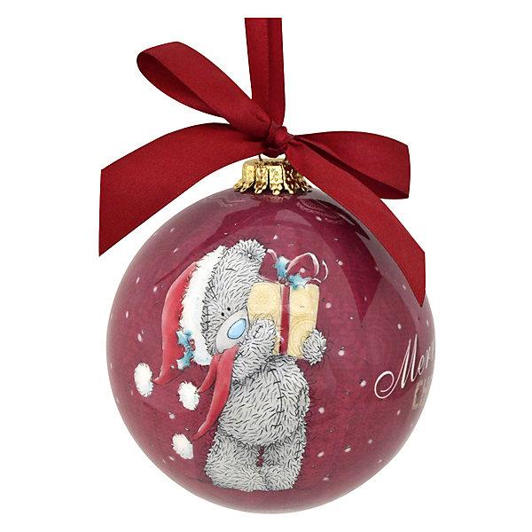 Елочный шар Winter Wings Me to you, 10 смЁлочные игрушки<br>Характеристики товара:<br><br>• возраст: от 3 лет;<br>• упаковка: подарочная коробка;<br>• вес: 115 гр.;<br>• количество: 4 шт.;<br>• цвет: красный/серый;<br>• диаметр: 6 см.;<br>• форма: шар;<br>• материал: пластик;<br>• бренд, страна бренда: Winter Wings (Винтер Вингс), Канада;<br>• страна-производитель: Китай.<br><br>Шар елочный «Me to you» от торговой марки Winter Wings - это одно блестящее подвесное украшение с изображением знаменитого мишки Тэдди. Елочное украшение выполненно из качественного пластика и с помощью специальной петельки его можно повесить  на праздничную новогоднюю елку.<br><br>Шар елочный упакован в подарочную упаковку, благодаря чему он отлично подойдет в качестве хорошего новогоднего сувенира родным и близким.<br><br>Елочная игрушка - символ Нового года и Рождества. Она несет в себе волшебство и красоту праздника. Создайте в своем доме атмосферу веселья и радости, украшая новогоднюю елку нарядными игрушками, которые будут из года в год накапливать теплоту воспоминаний. <br><br>Компания  Winter Wings  - настоящий эксперт в оригинальных качественных новогодних украшениях, один из самых широких новогодних ассортиментов на российском рынке.<br><br>Шар елочный «Me to you», 1 шт, диаметр 10 см., Winter Wings  можно купить в нашем интернет-магазине.<br><br>Ширина мм: 110<br>Глубина мм: 110<br>Высота мм: 110<br>Вес г: 121<br>Возраст от месяцев: 36<br>Возраст до месяцев: 2147483647<br>Пол: Унисекс<br>Возраст: Детский<br>SKU: 7220735