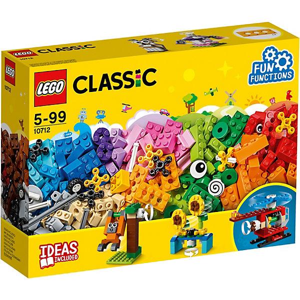 Конструктор LEGO Classic 10712: Кубики и механизмы