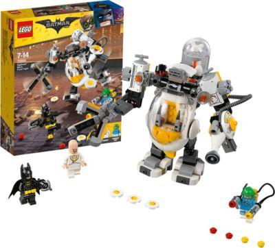 Конструктор LEGO Batman Movie 70920: Бой с роботом Яйцеголового, артикул:7221532 - Бэтмен