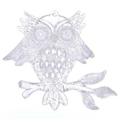 Украшение на елку Magic Time Сова , 10,8 см