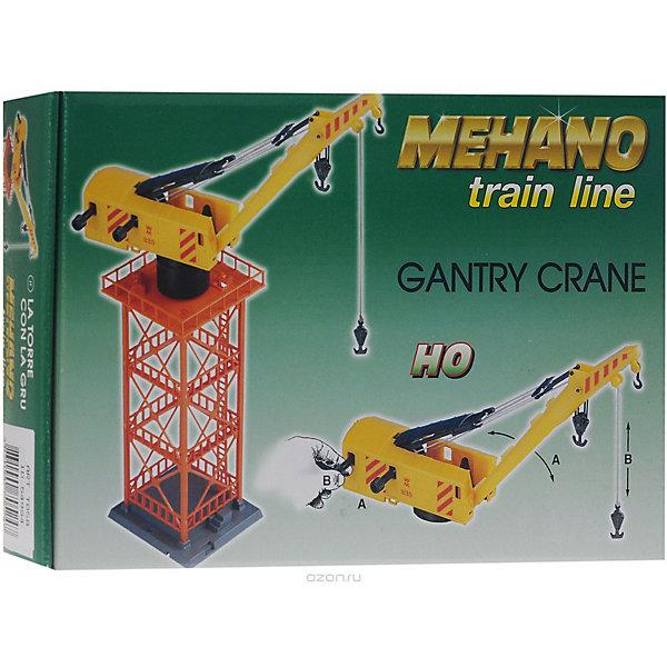 Портальный кран для железной дороги MehanoЖелезные дороги<br>Кран MEHANO – это строительный кран, который имеет в своем распоряжении подвижные детали конструкции. Любой стремительно развивающийся мегаполис не может обойтись без башенного крана, который мог бы разгружать грузовые локомотивы или наоборот наполнять их деталями, подлежащими транспортировкой по железной дороге. Приобретая дополнительные аксессуары к стартовым игровым наборам Механо, вы дадите возможность своему маленькому архитектору развивать свой собственный мегаполис. Наполняя город новыми деталями,ребенок будет испытывать неугасающий интерес к ранее приобретенному комплекту.<br><br>В набор входит:<br>- Кран,<br>- 4 Элемента Для Сборки Вышки<br>Ширина мм: 290; Глубина мм: 190; Высота мм: 90; Вес г: 200; Возраст от месяцев: 36; Возраст до месяцев: 2147483647; Пол: Унисекс; Возраст: Детский; SKU: 7223898;