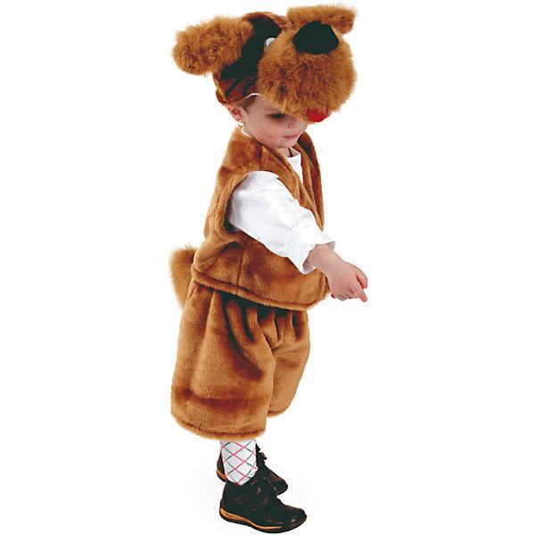 Карнавальный костюм Собака  Филя Батик для мальчикаНовинки для праздника<br>Карнавальный костюм Собака  Филя Батик для мальчика<br>Карнавальный костюм (маска, жилет, шорты)<br>Состав:<br>Полиэстр 100%<br><br>Ширина мм: 450<br>Глубина мм: 80<br>Высота мм: 350<br>Вес г: 250<br>Возраст от месяцев: 48<br>Возраст до месяцев: 60<br>Пол: Мужской<br>Возраст: Детский<br>Размер: 110<br>SKU: 7224446