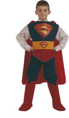 Карнавальный костюм Супермен Батик для мальчика