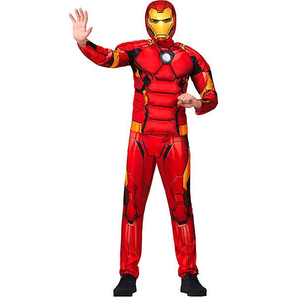 Карнавальный костюм Железный человек Батик для мальчикаНовинки для праздника<br>Карнавальный костюм Железный человек Батик для мальчика<br>Карнавальный костюм (комбинезон, маска) <br>Состав:<br>Полиэстр 100%<br><br>Ширина мм: 450<br>Глубина мм: 80<br>Высота мм: 350<br>Вес г: 250<br>Возраст от месяцев: 60<br>Возраст до месяцев: 72<br>Пол: Мужской<br>Возраст: Детский<br>Размер: 116,122<br>SKU: 7224482