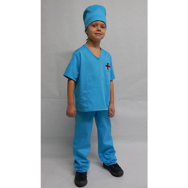 Карнавальный костюм Врач Jeanees для мальчика