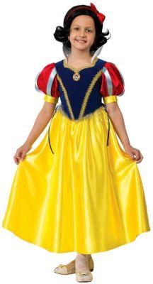 Карнавальный костюм Принцесса Белоснежка Батик для девочки