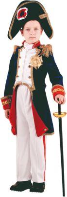 Карнавальный костюм Наполеон Батик для мальчика