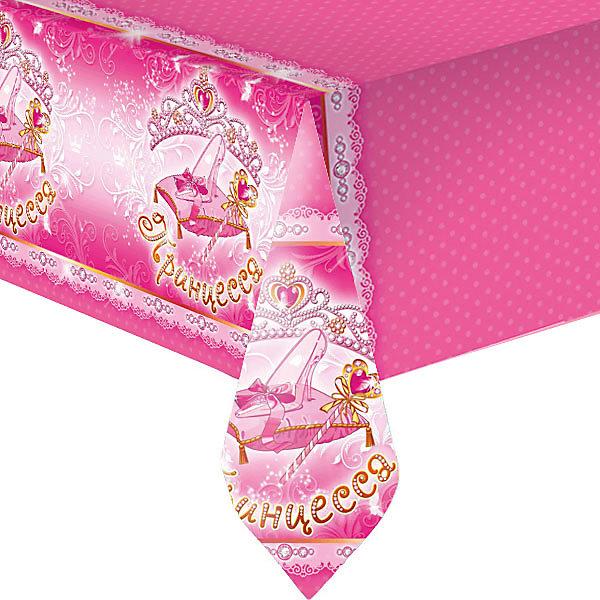 Купить Скатерть Патибум Моя принцесса полиэтиленовая, 140х180 см., Китай, Женский