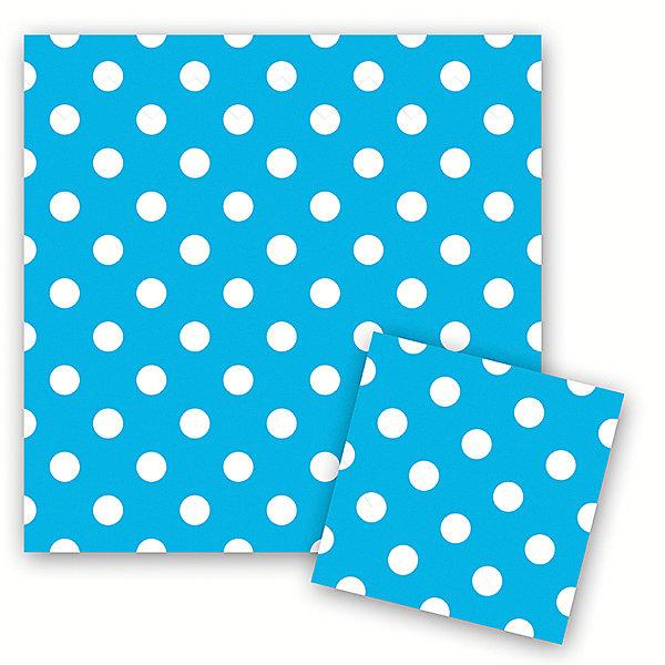 F 33см X 33см Салфетки Горошек Голубой 12штНовинки для праздника<br>Характеристики:<br><br>• возраст: от 3 лет;<br>• тип игрушки: салфетки;<br>• количество: 12 шт;<br>• размер салфетки: 33 см;<br>• цвет: голубой;<br>• вес: 63 гр;<br>• размеры: 10х18,5х24 см;<br>• материал: бумага;<br>• бренд: Патибум;<br>• страна производитель: Россия.<br><br>Салфетки бумажные «Горошек Голубой» 12шт подойдут для организации детской вечеринки, дня рождения и других праздников. Салфетки выполнены из бумаги и имеют размер 33х33 см. Они имеют расцветку в крупный горошек. Данные салфетки входят в состав коллекции праздничной одноразовой посуды «Горошек Голубой» и лучше всего их использовать для сервировки праздничного стола вместе с другими элементами из этой коллекции.<br><br>Изделия выполнены из качественных материалов, предназначенных для детей возрастом от трех лет. Такая посуда в виде ярких салфеток станет отличным дополнением праздничного настроения. А эта  расцветка понравится и мальчикам, и девочкам.<br><br>Салфетки бумажные «Горошек Голубой» 12шт можно купить в нашем интернет-магазине.<br><br>Ширина мм: 100<br>Глубина мм: 185<br>Высота мм: 240<br>Вес г: 63<br>Возраст от месяцев: 36<br>Возраст до месяцев: 2147483647<br>Пол: Унисекс<br>Возраст: Детский<br>SKU: 7224713
