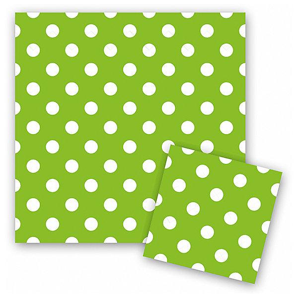 F 33см X 33см Салфетки Горошек Зеленый 12штСалфетки и скатерти<br>Ярко-зеленые бумажные салфетки в крупный горошек станут ярким пятном в праздничной сервировке стола. Будут отлично сочетаться с одноразовой посудой такой же расцветки. Размер 33х33 см.<br><br>Ширина мм: 100<br>Глубина мм: 185<br>Высота мм: 240<br>Вес г: 63<br>Возраст от месяцев: 36<br>Возраст до месяцев: 2147483647<br>Пол: Унисекс<br>Возраст: Детский<br>SKU: 7224715