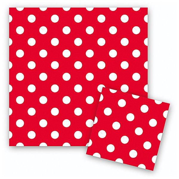 F 33см X 33см Салфетки Горошек Красный 12штНовинки для праздника<br>Характеристики:<br><br>• возраст: от 3 лет;<br>• тип игрушки: салфетки;<br>• количество: 12 шт;<br>• размер салфетки: 33 см;<br>• цвет: красный;<br>• вес: 63 гр;<br>• размеры: 10х18,5х24 см;<br>• материал: бумага;<br>• бренд: Патибум;<br>• страна производитель: Россия.<br><br>Салфетки бумажные «Горошек Красный» 12шт подойдут для организации детской вечеринки, дня рождения и других праздников. Салфетки выполнены из бумаги и имеют размер 33х33 см. Они имеют расцветку в крупный горошек. Данные салфетки входят в состав коллекции праздничной одноразовой посуды «Горошек Красный» и лучше всего их использовать для сервировки праздничного стола вместе с другими элементами из этой коллекции.<br><br>Изделия выполнены из качественных материалов, предназначенных для детей возрастом от трех лет. Такая посуда в виде ярких салфеток станет отличным дополнением праздничного настроения. А эта  расцветка понравится и мальчикам, и девочкам.<br><br>Салфетки бумажные «Горошек Красный» 12шт можно купить в нашем интернет-магазине.<br><br>Ширина мм: 100<br>Глубина мм: 185<br>Высота мм: 240<br>Вес г: 63<br>Возраст от месяцев: 36<br>Возраст до месяцев: 2147483647<br>Пол: Унисекс<br>Возраст: Детский<br>SKU: 7224716